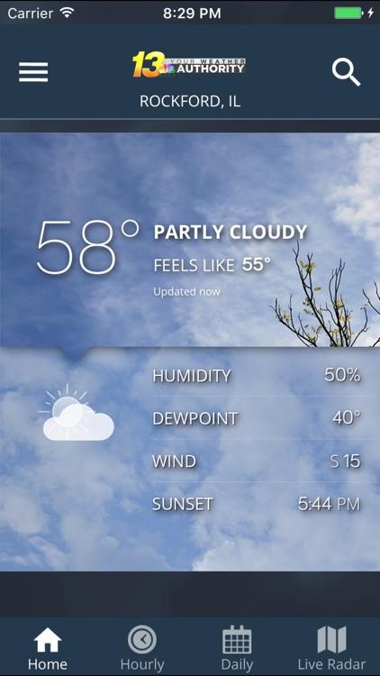 WREX Weather