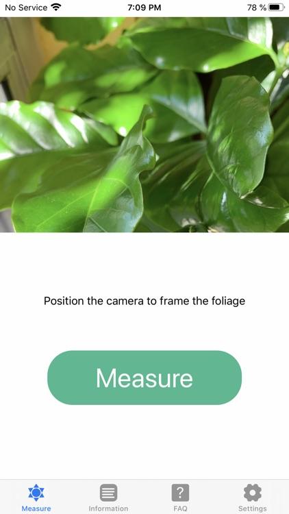 Plant Light Meter screenshot-0
