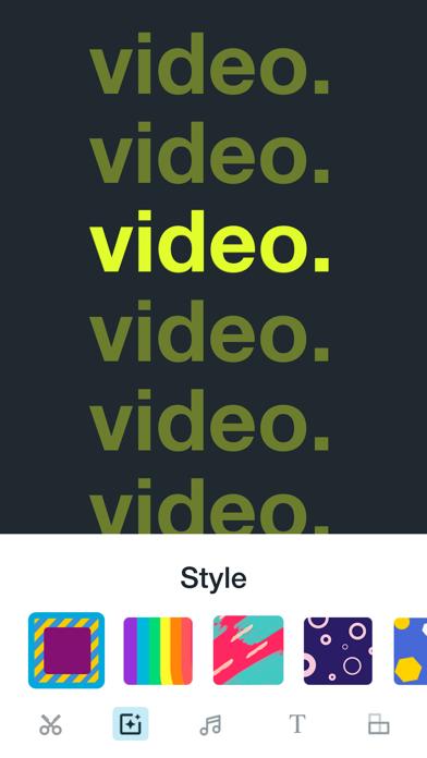 Vimeo Create - Video Editor Screenshot