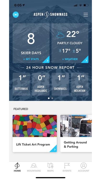 Aspen Snowmass App