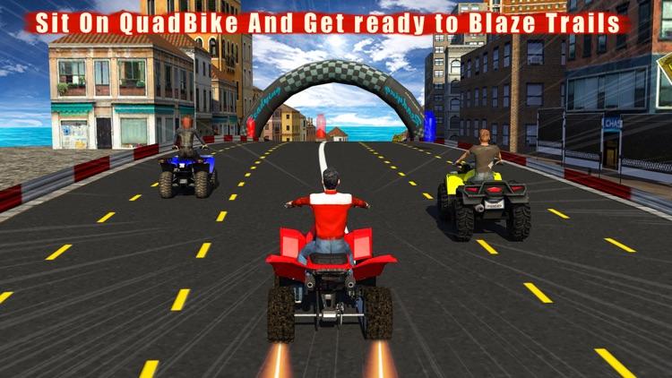 Quad Bike Racing and Drifting screenshot-3