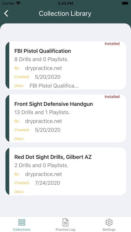 Dry Practice Pro screenshot-5