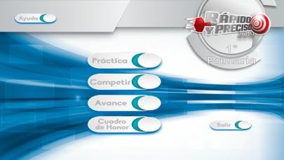 Screenshot for Rápido y Preciso 2019 Secu 1o in Kazakhstan App Store
