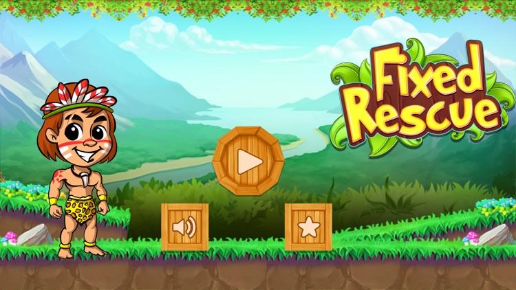 Fixed Rescue - The Jungle Book