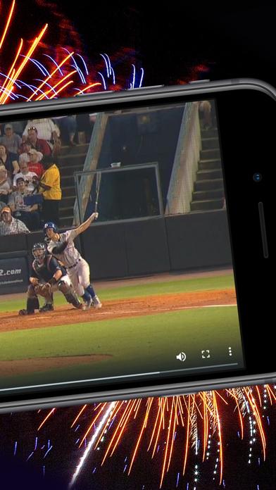 MiLB First Pitch Screenshot