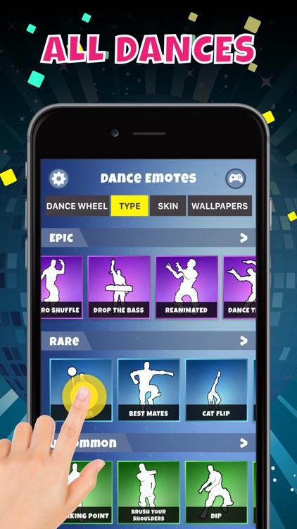 Fort-for-nite Emotes Challenge screenshot-4