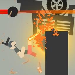Stickman Ragdoll: Falling Fun