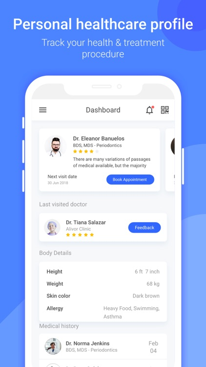 Healcard - Healthcare Services screenshot-3