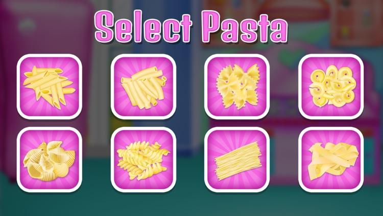 Crazy Pasta Making Food Fever screenshot-5