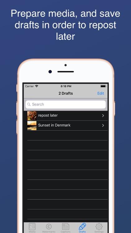 Picstagrab - Repost & Regram screenshot-7
