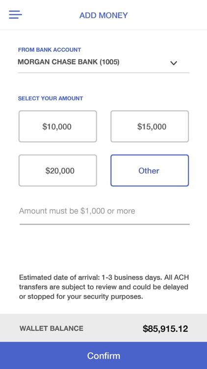 STAR8Wallet: secure payments screenshot-5