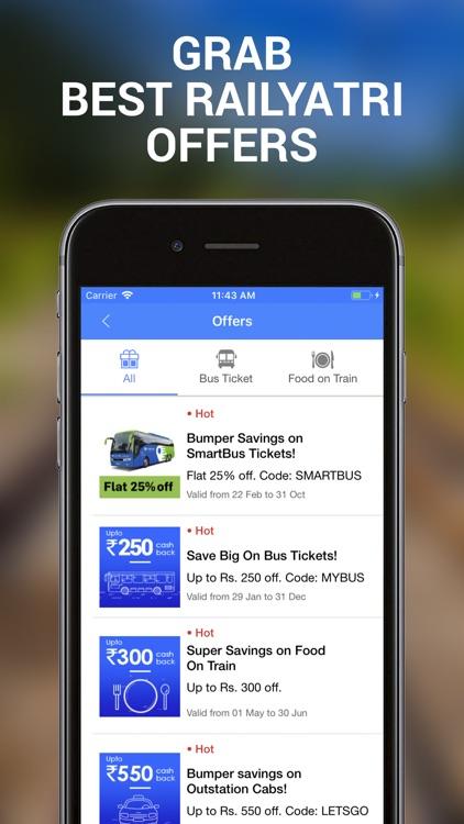 IRCTC Train Booking- RailYatri screenshot-9