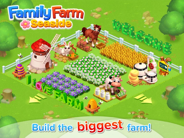 family farm seaside mod apk 4.7.000