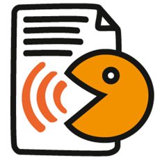 ‎Voice Notebook: audio in testo