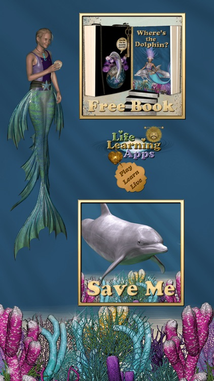 Where's the Dolphin Stickers screenshot-4