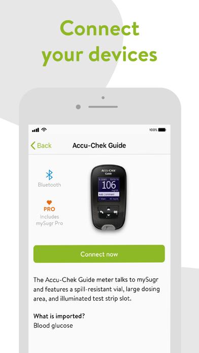 点击获取mySugr - Diabetes Tracker Log