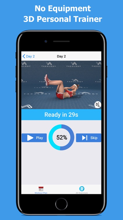 Lose Belly Fat - Abs Workout screenshot-5