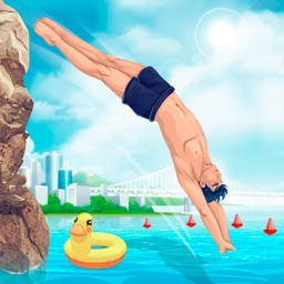Flip Diving Swimming Simulator