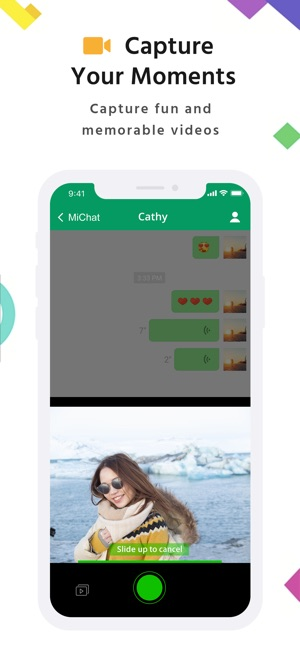 MiChat -Chat & Meet New People on the App Store