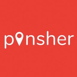 Pinsher - Find deals near you