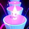 リズムホップ - ボールホップタイル音楽ゲーム - iPadアプリ