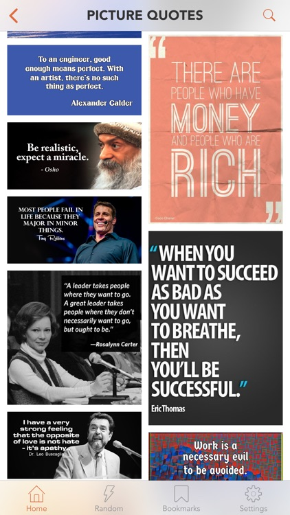 Quotes & Inspiration by Quotlr
