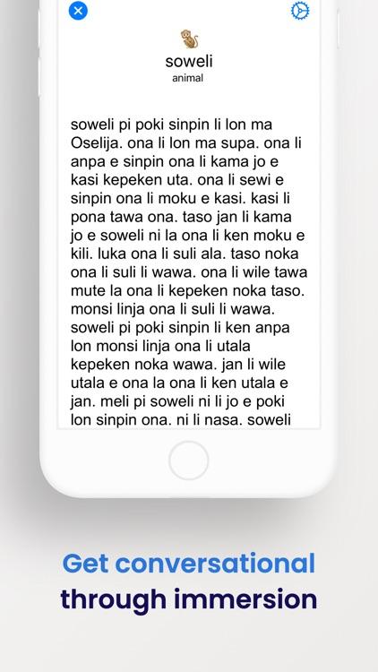 Learn Toki Pona screenshot-5