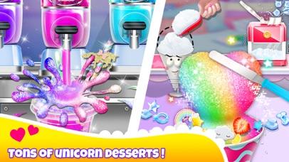 Unicorn Chef Fun Cooking Games Screenshot on iOS