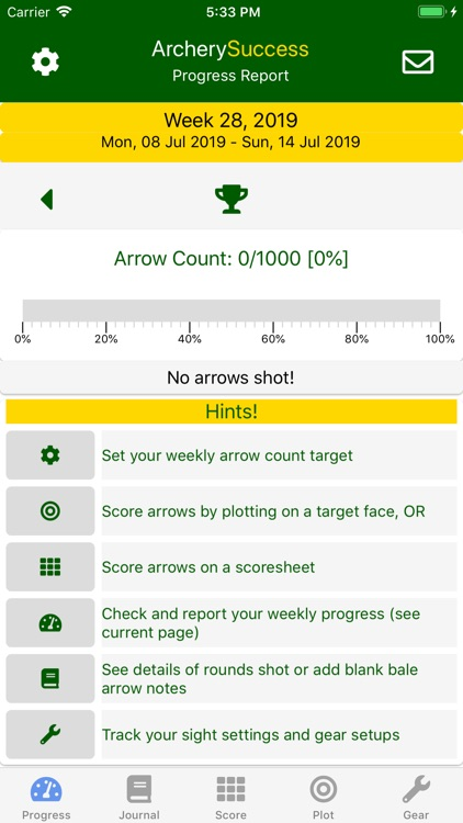 ArcherySuccess - Score & Plot screenshot-7