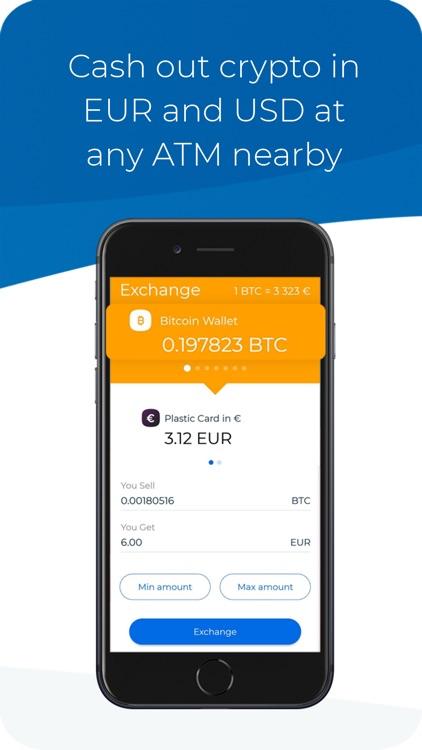 TRASTRA: crypto wallet & card screenshot-3
