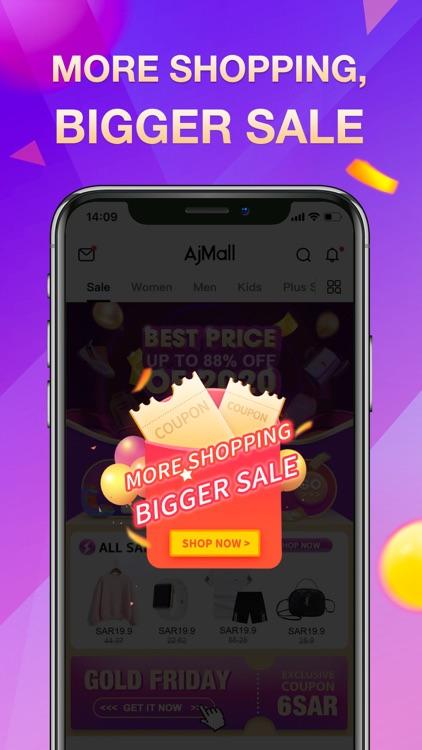 AjMall - Online Shopping Store