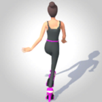 Perfect Heels 3D - Roof Runner pour pc