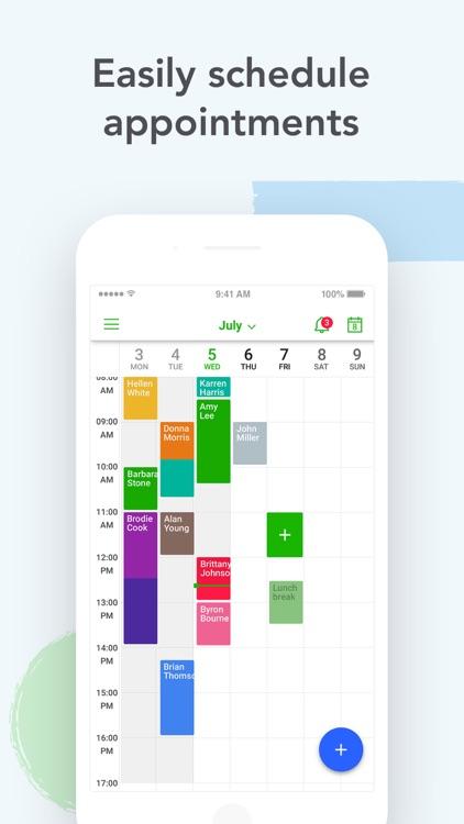 Appointfix: Scheduling app screenshot-0