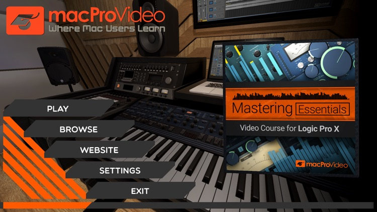 Mastering Course for Logic Pro screenshot-0