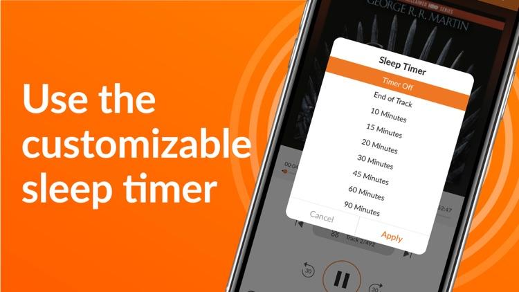 Audiobooks.com: Get audiobooks screenshot-3