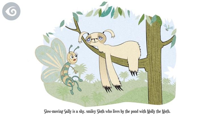 Sally Sloth Saves the Day