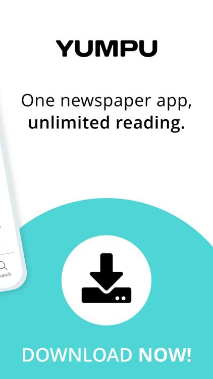 YUMPU: All Magazines in an App screenshot-6