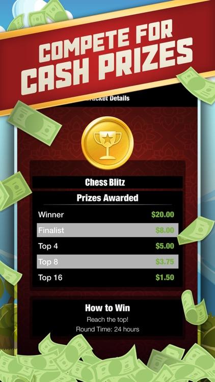 Chess Blitz - Play Online 960 screenshot-4