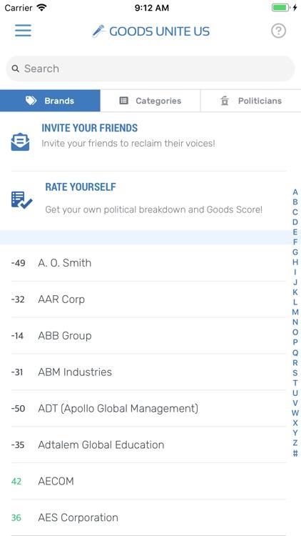 GUU: Debate Politics & Shop screenshot-4