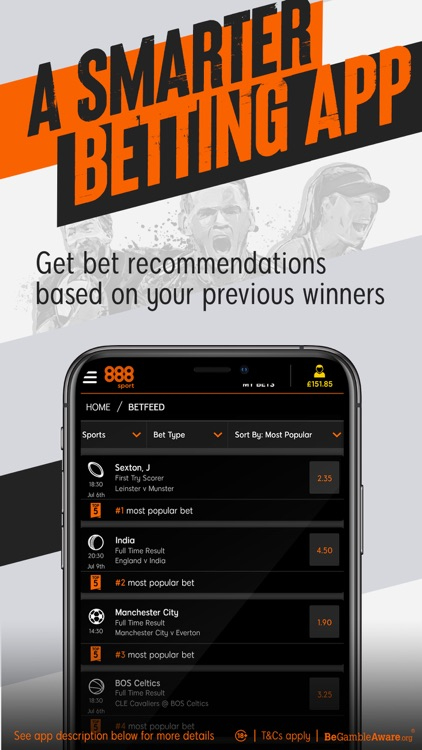 888 Sport: Live Sports Betting screenshot-8