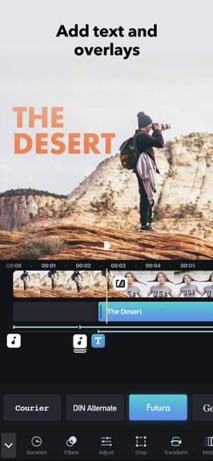 ‎Splice - Video Editor & Maker Screenshot