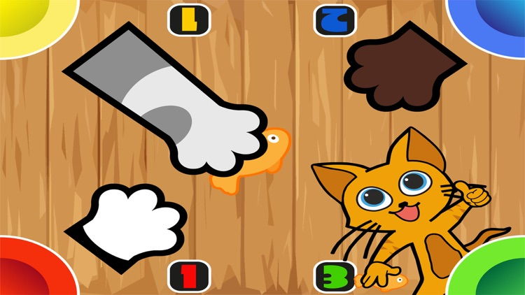 HappyCats games for Cats screenshot-4