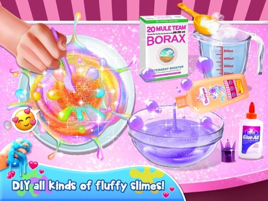 Unicorn Slime: Cooking Games screenshot 8