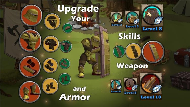 Battle Lands: Clash of Heroes screenshot-3