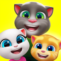 My Talking Tom Friends - Outfit7 Limited Cover Art