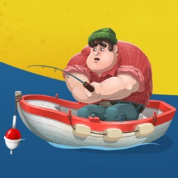 Larry: Idle Fishing Game