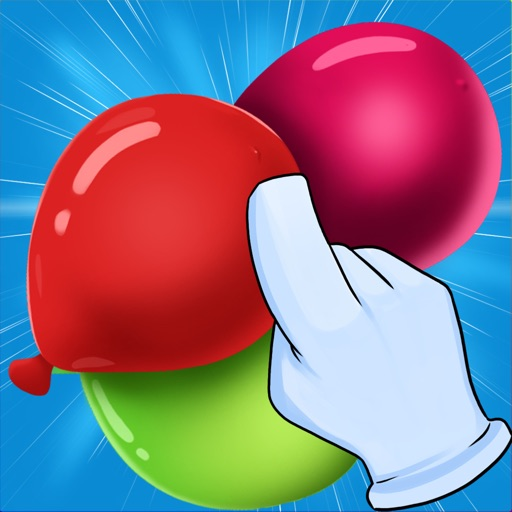 Balloon Popping - Kids Games icon