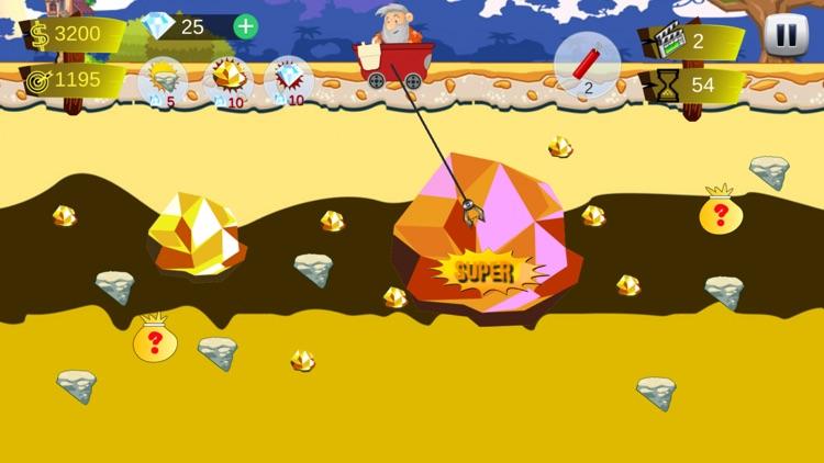 Gold Miner Vegas screenshot-3