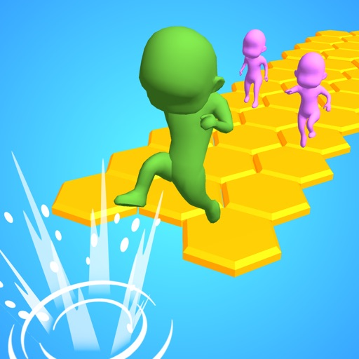 Do Not Fall .io free software for iPhone and iPad