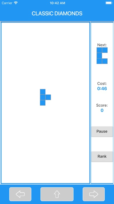 Screenshot for DIAMONDS - CLASSIC in Canada App Store